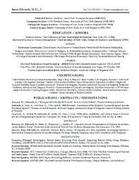 safety resume sample clinical research associate resume research