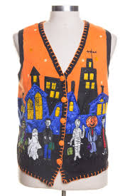 vintage halloween sweater 187 ragstock