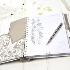 wedding planning notebook busy b heart wedding planner book beautiful gift stationery oceanj