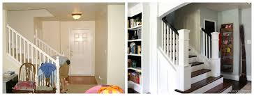 Staircase Renovation Ideas 50 Inspirational Home Remodel Before And Afters Choice Home Warranty