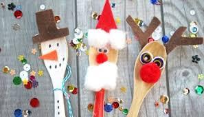 popsicle stick reindeer friends kid craft glued crafts