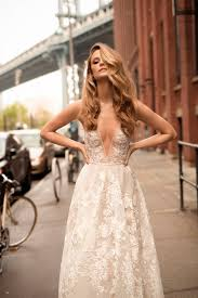 the latest daring bridal collection from israeli designer berta