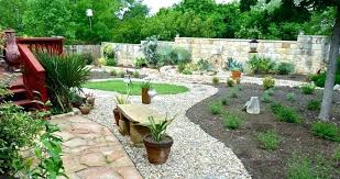Garden Ideas With Rocks River Rock Garden Ideas Financeintl Club
