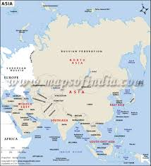 World Map Large by Asia Large Political Map Large Asia Political Map