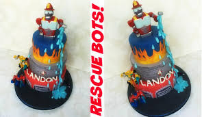 transformers cakes a rescue bots transformers cake
