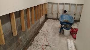 interior basement waterproofing birmingham al