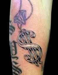 money tattoos money tattoo tattoo meanings and tattoo