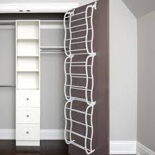 Over Door Closet Organizer - over the door shoe racks u0026 hanging organizers you u0027ll love wayfair