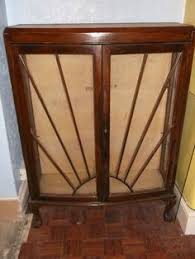 Antique Display Cabinets Ebay Uk Charming Shabby Chic Display Cabinet Finished With Annie Sloan