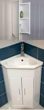 The  Best Corner Vanity Unit Ideas On Pinterest Small Vanity - Bathroom sink cabinet ebay