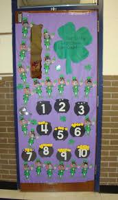 day door decorations march pre k st patricks day door decoration classroom ideas
