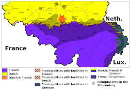 belgium language map file languages in belgium jpg wikimedia commons