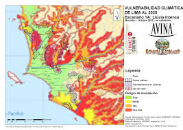 Lima Map Maps Turning To The Sea Environmental Justice In Lima