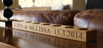 wood gifts personalised wedding gift ideas from makemesomethingspecial