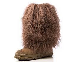 womens winter boots caramel winterboots st moritz by bonheur