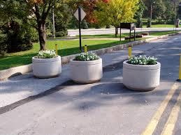 Concrete Planters Concrete Planters Nitterhouse Masonry