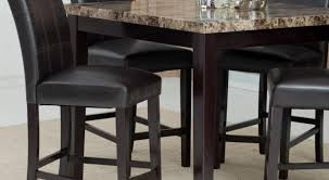 dining room memorable rustic tall dining room tables charismatic
