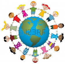 from around the world clipart