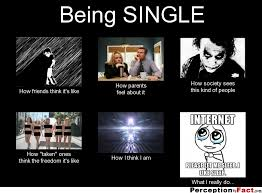 Single People Meme - being single what people think i do what i really do