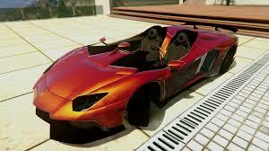 lamborghini aventador j gta 5 2012 lamborghini aventador j speedster unlocked mod