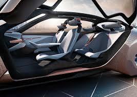 futuristic cars interior bmw vision next 100 futuristic moving wheel arches and dash in the