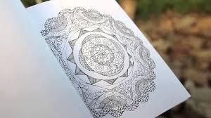 artful mandala coloring book
