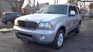 lexus suv used chicago used 2004 lincoln aviator for sale in chicago il oak lawn