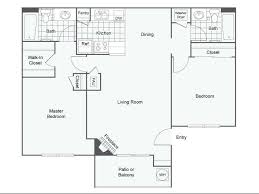 Ideal Homes Floor Plans 3 Bedroom 2 Bath Floor Plans For Ranch Homes Archives Home