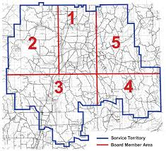 Mississippi County Map Prentiss County Electric Power Association