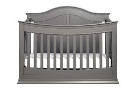 Convertible Crib Bedding Baby Meadow Collection 4 In 1 Convertible Crib Set In Slate M45slset