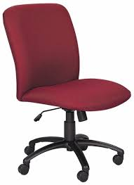 Office Chair Weight Capacity Safco High Back 500 Pound Weight Capacity Chair 3490