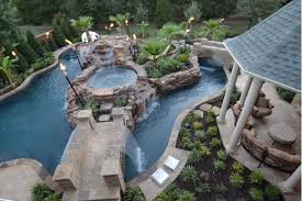 Best Home Swimming Pools Backyard Pool Landscaping Ideas Home Decorating Ideas With Picture