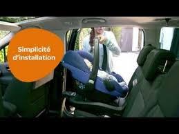 siege auto installation siège auto i size coque pebble plus de bebe confort installation