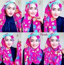 tutorial hijab simple tapi menarik tutorial hijab pesta simple segi empat modern terbaru 2016 hijab