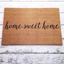 doormat for home pinterest doormat newlywed gifts and