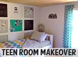 Teen Bedroom Makeover - teen room makeover the shabby creek cottage