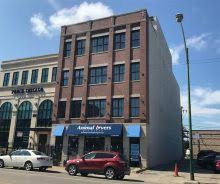 wicker park retail space for lease on milwaukee avenue near blue