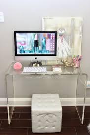 244 best home office ideas images on pinterest office ideas miss liz heart beauty room office update new desk