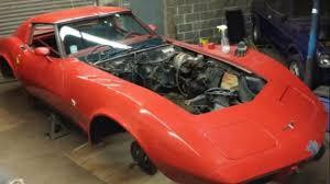 corvette project cars project corvette project car camaro firebird chevy barn find for