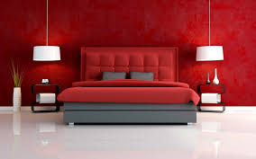 Red Color Meaning Bedroom Handsome Bedroom Walls Color Popular Red Wall Paint