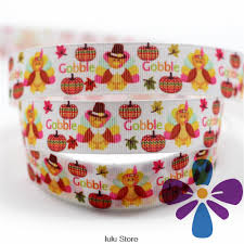 ribbon thanksgiving promotion shop for promotional ribbon