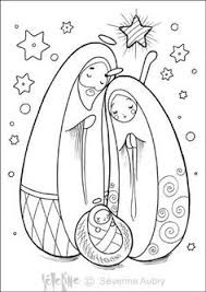 nativity coloring pages daughter