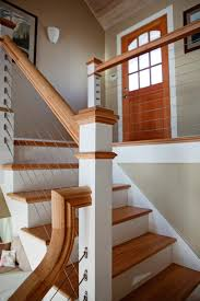 Stairs Hallway Ideas by 47 Stair Railing Ideas Stair Railing Railings And Railing Ideas
