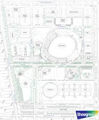 scaled floor plan scaled site maps create outdoor scaled event plans
