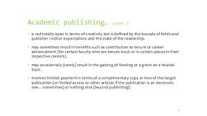 Vanity Publisher Definition Writing And Publishing About Applied Technologies In Tech Journals An U2026