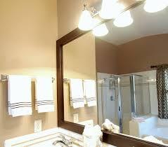 bathroom light winsome bathroom lighting fixtures over mirror