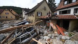 Baden Badener Versicherung Entschädigungen Nach Naturkatastrophen Bald Nur Geld Bei