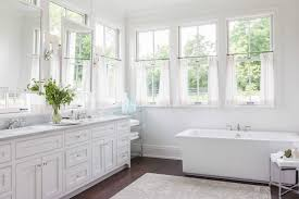 ideas for bathroom curtains imposing ideas bathroom window treatment tips for choosing