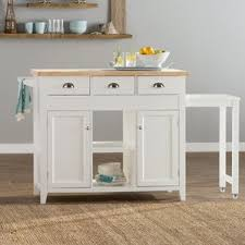 wood kitchen islands u0026 carts you u0027ll love wayfair