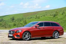 green mercedes mercedes benz e 220 d 4matic amg line estate review